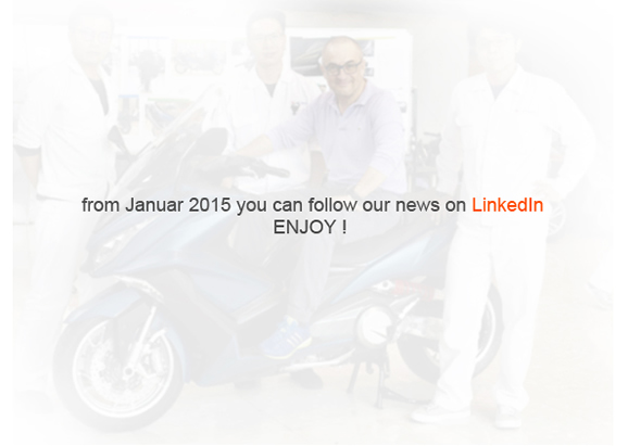 news on linkedIn